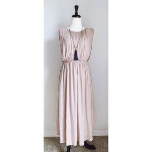 Anthropologie Dolan Sleeveless Maxi Dress